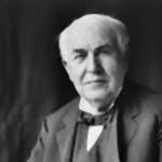 トーマス・エジソンの名言集