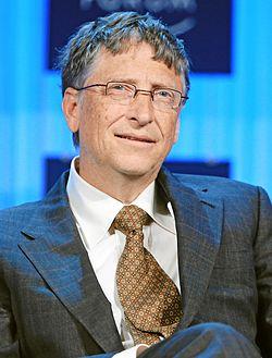 ビル・ゲイツ(Bill Gates)の名言