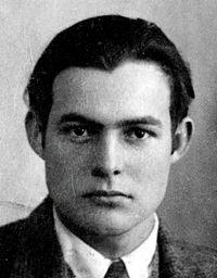 アーネスト・ヘミングウェイ(Ernest Miller Hemingway)の名言・格言