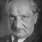 マルティン・ハイデッガー